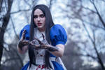 Alice Madness Returns cosplay Le_Atlass