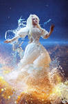 The Swan Princess Odette by Le_Atlass