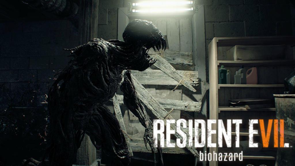 Resident Evil 7 Hd Wallpaper: Resident Evil 7: Biohazard Molded Wallpaper HD By