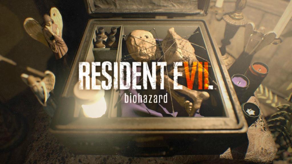 Resident Evil 7 Hd Wallpaper: Resident Evil 7: Biohazard B.O.W Wallpaper HD By