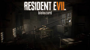 RE7 - Dulvey Haunted House wallpaper HD