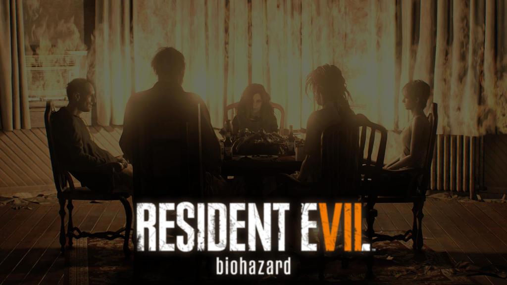 Resident Evil 7 Hd Wallpaper: Resident Evil 7: Biohazard Daughters Wallpaper HD By
