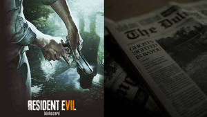 Resident Evil 7: Biohazard Ethan wallpaper 2 HD