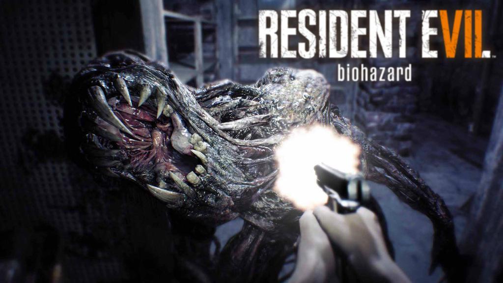 Resident Evil 7 Biohazard Molded Wallpaper 2 Hd By Wesker1984 On