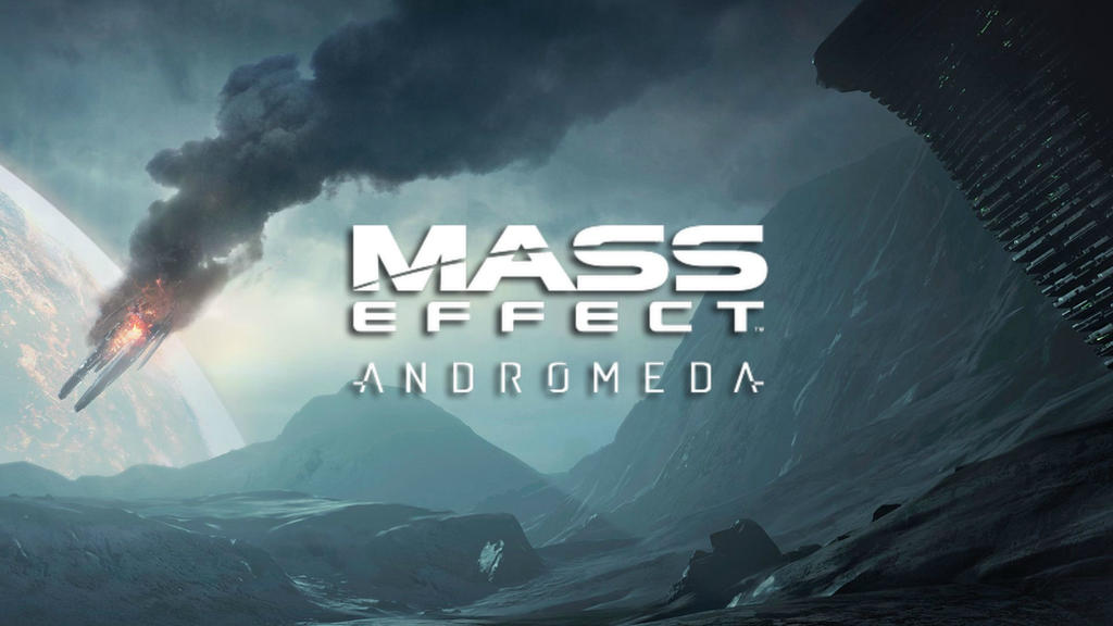 Mass Effect Andromeda Full Hd 3d Wallpapers: The Crash Wallpaper HD By