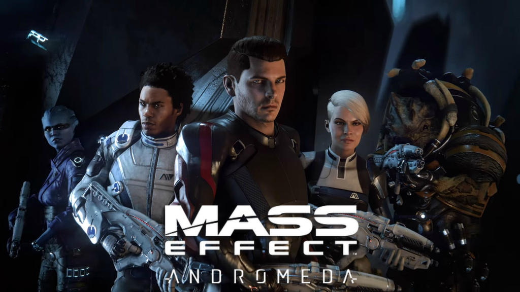 Mass Effect Andromeda Hd Wallpaper: The Crew Wallpaper HD By