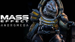 Mass Effect Andromeda - Nakmor Drack wallpaper