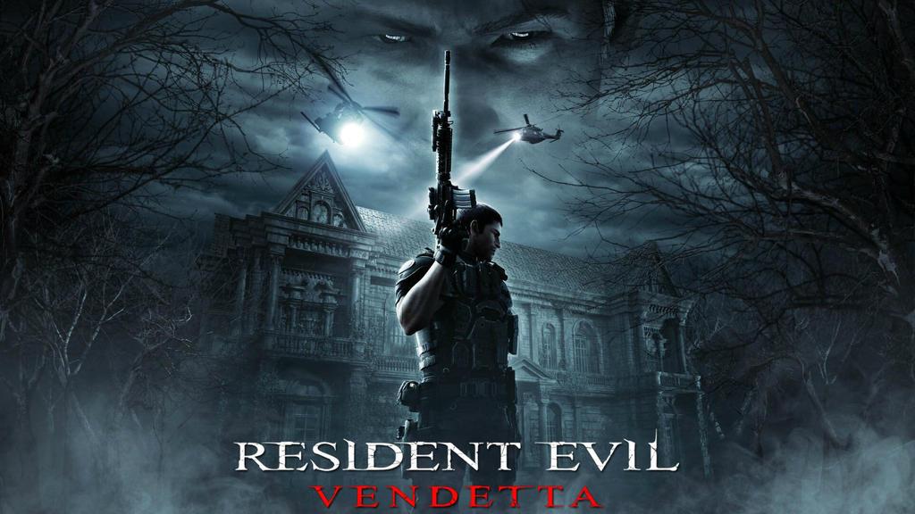 Resident Evil Vendetta Wallpaper HD By Wesker1984