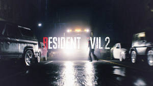 Resident Evil 2 - City of the Damned wallpaper HD