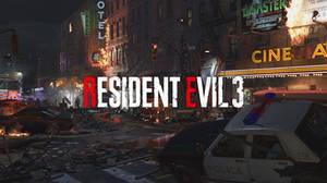 Resident Evil 3 remake HD Wallpaper