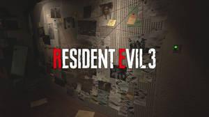Resident Evil 3 remake HD Wallpaper 2