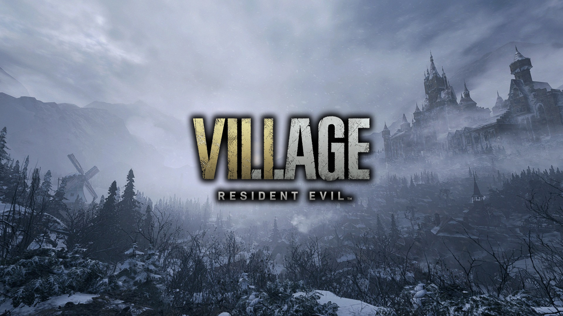 Resident Evil 8: Village HD wallpaper