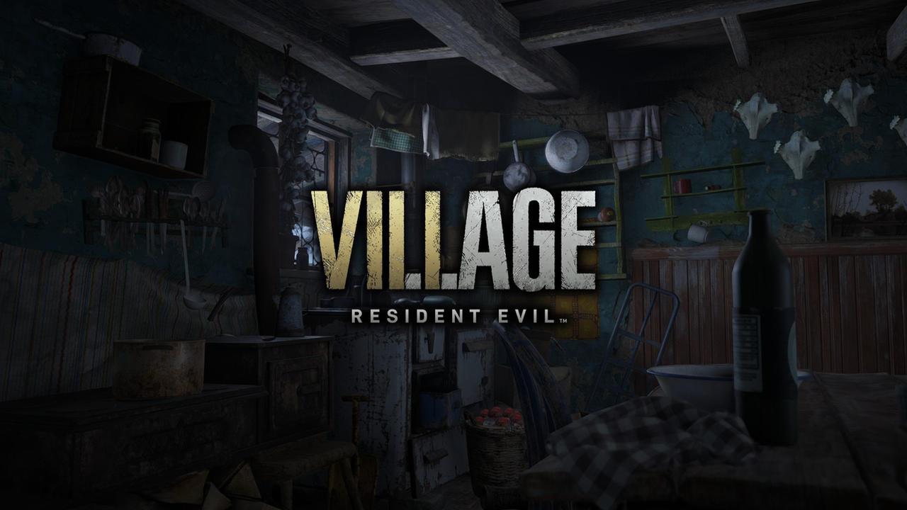 Resident Evil 8: Village HD wallpaper 4