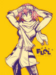 Haruko Haruhara :FLCL