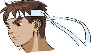 Ryu Street Fighter Alpha