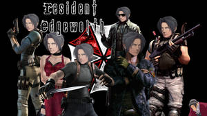 Resident Edgeworth - Miles's Disapproval