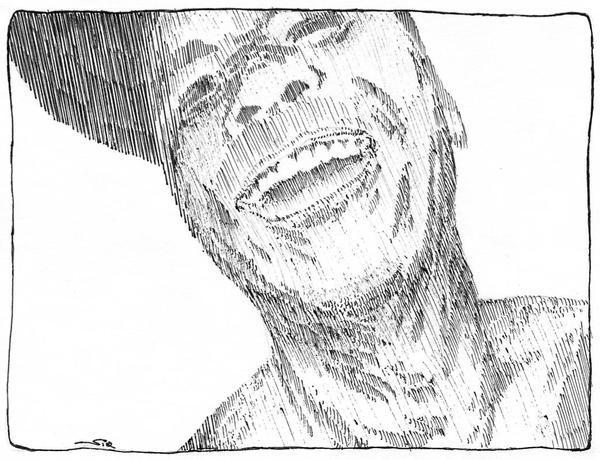 Vertical Line Art : Vertical lines self portrait by gsiq on deviantart