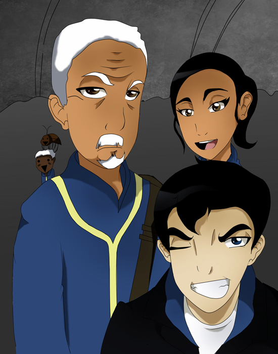 Fallout 3 Anime Characters : Fallout animation preview by rai a day on deviantart