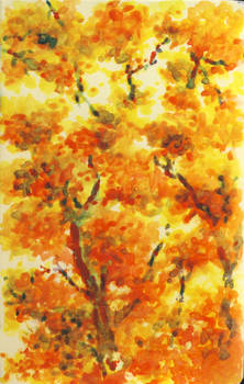 Leaves Moleskine