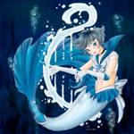 Underwater Mercury Aqua Harp Rhapsody