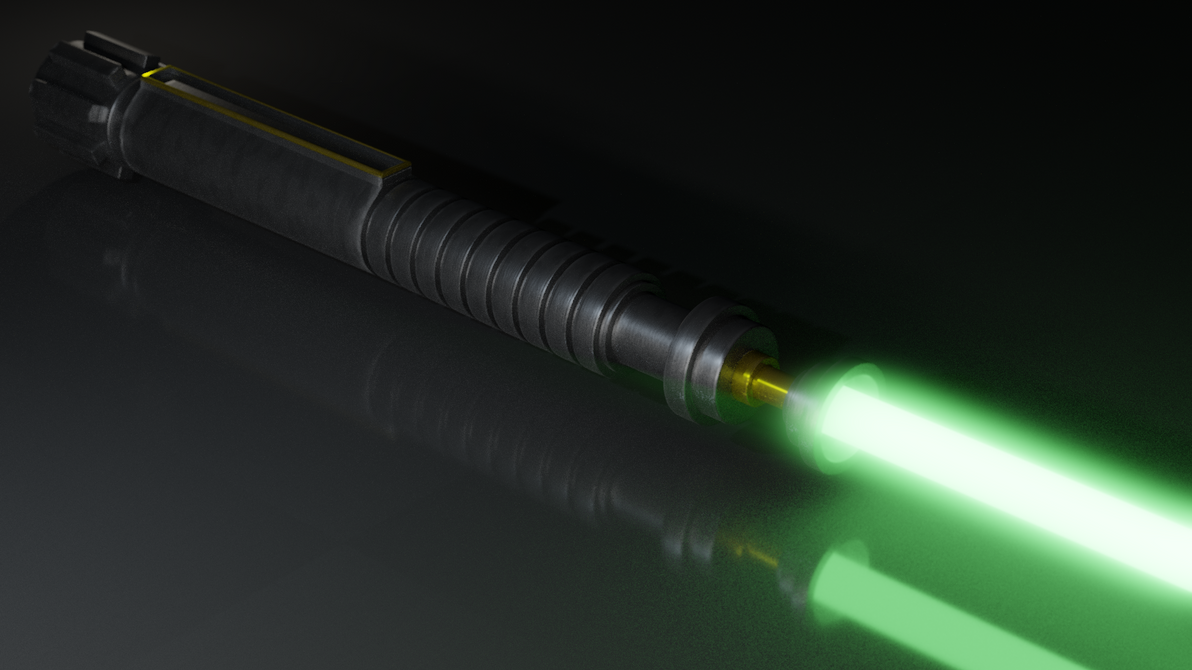 Lightsaber Composited by DinoBrony016