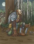 Wayfinder 13 - Werewolf Hunter by ToddWestcot
