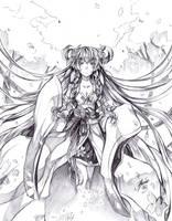Goddess of the Sakura
