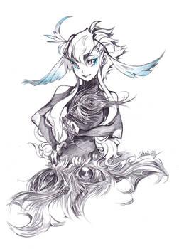 Hint of Azul