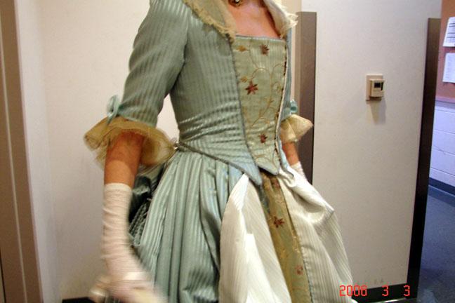 18th Century Gown: Bodice by catnik on DeviantArt