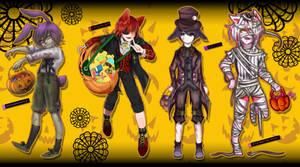 [FNAF] Happy Halloween / collab