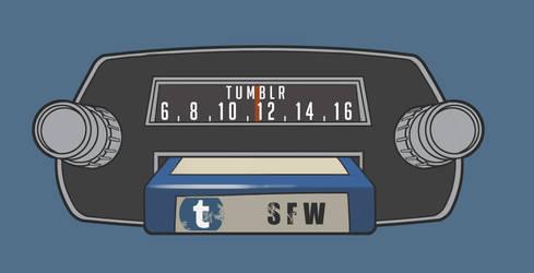 SFW Tumblr Icon