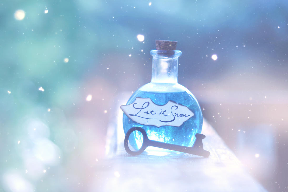Let It Snow Wallpaper by incolor16
