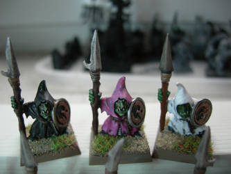 Army of Darknezz close up 1
