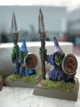 Army of Darknezz close up 3
