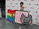 Nyan Cat Cosplay X3
