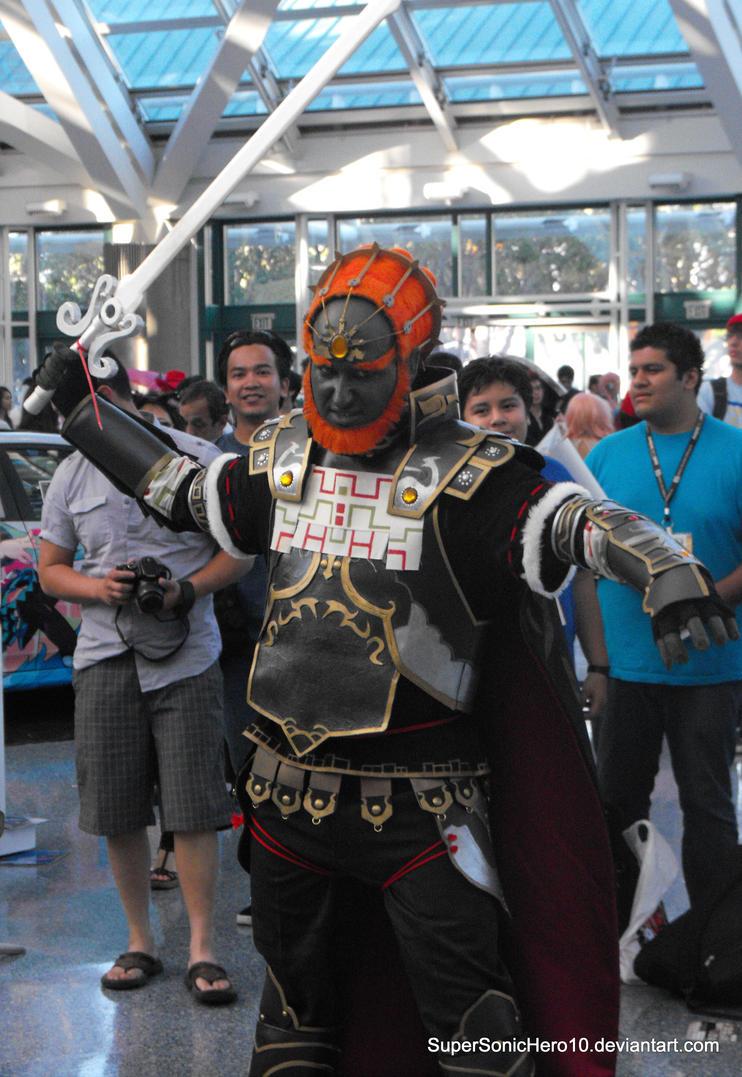 Ganondorf Costume