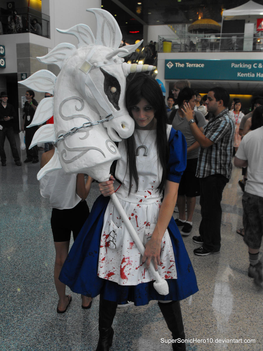 American McGee's Alice Cosplay