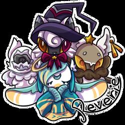 [Logo] Guild - Reverie