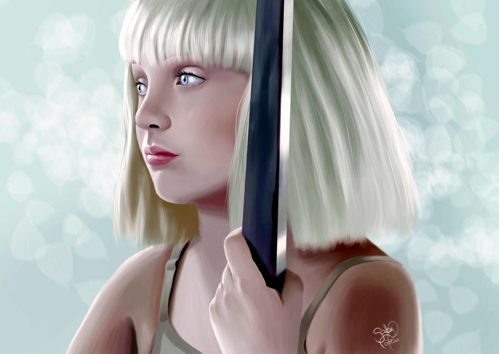 Sia Maddie Ziegler By GabiFaveri