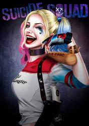 Harley Quinn by gabiFaveri