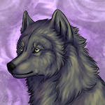 YCH - wolf headshot (5/5) - OPEN