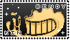 .Bendy Kin stamp. by Cisoxo