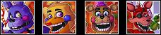 Rockstar icons by Cibuu