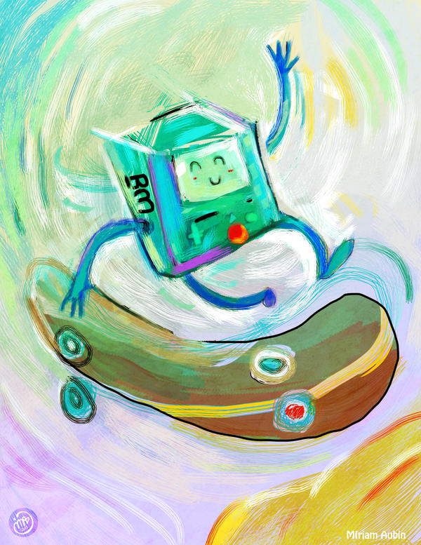 Bmo Skateboard Images - Reverse Search