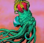 DTIYS: Floating Octopus