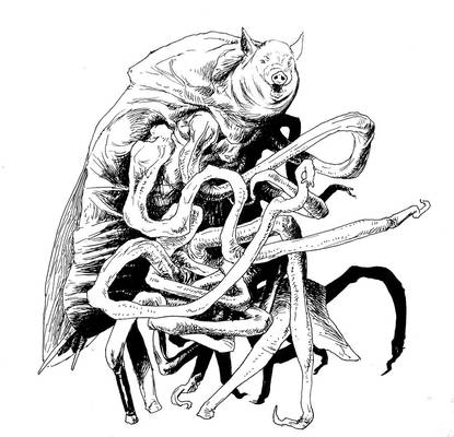 Roach-pig