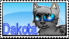 Dakota stamp - The Thunder Cats by Catatouille101