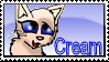 Cream stamp - The Thunder Cats by Catatouille101