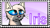 Iris stamp - The Thunder Cats by Catatouille101