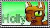 Holly stamp - The Thunder Cats by Catatouille101
